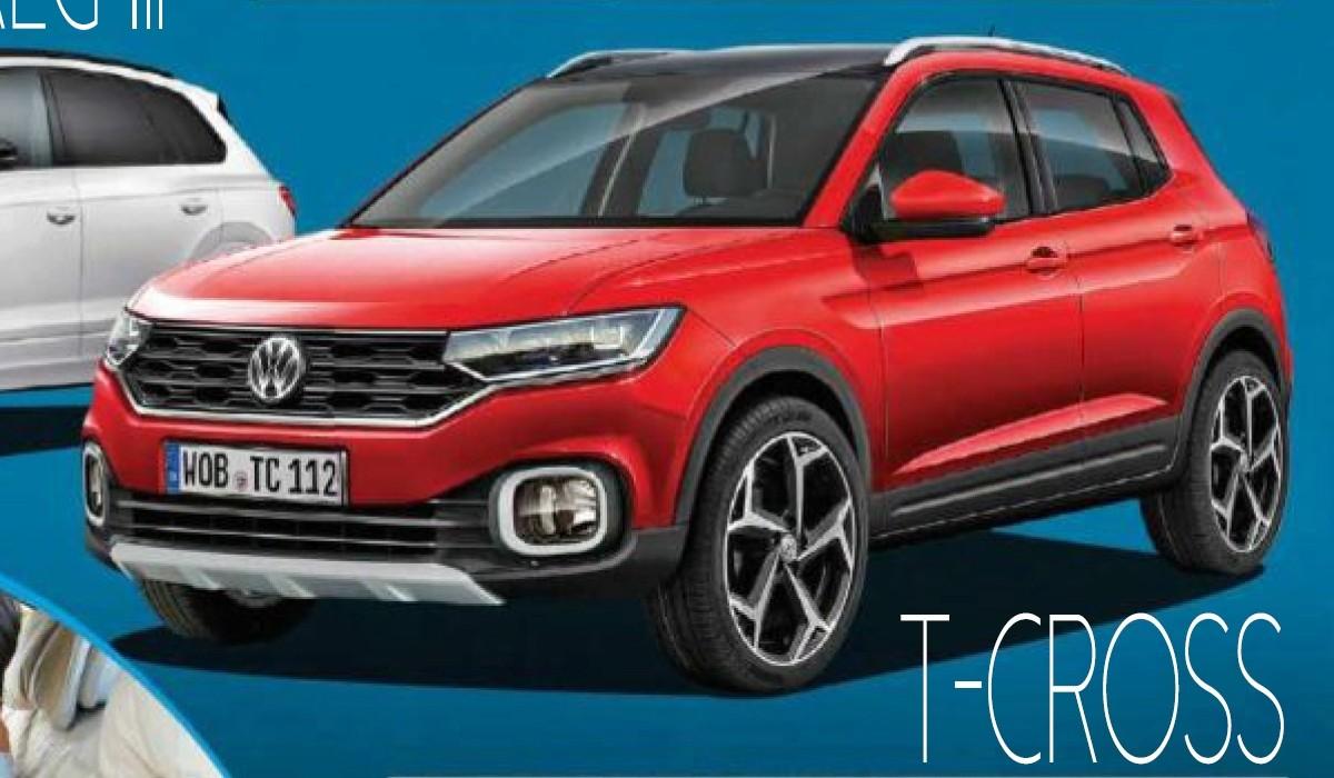 2018 - [Volkswagen] T-Cross - Page 3 Tcross12
