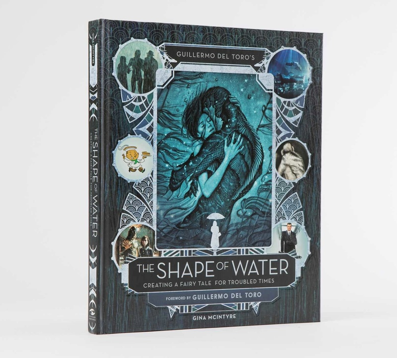The Shape Of Water  Guille10