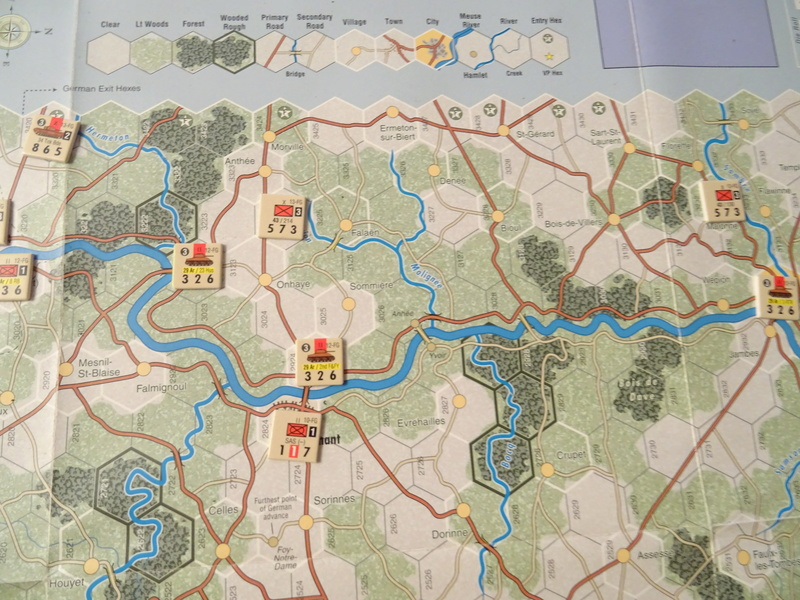 [CR] Ardennes 44 (GMT Games): Twilight of the Panzerdivisionen Dsc05513