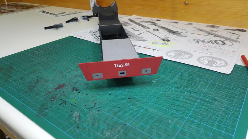 Tkw2 von Modelik 1:25 gebaut von Swissboy 20171233