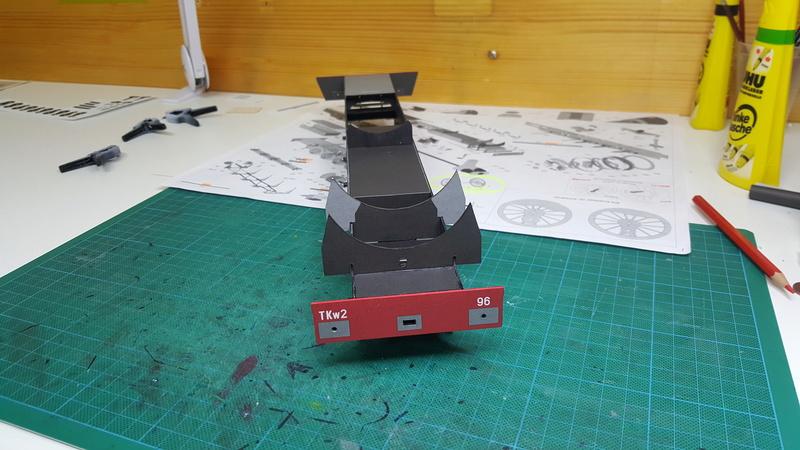 Tkw2 von Modelik 1:25 gebaut von Swissboy 20171234