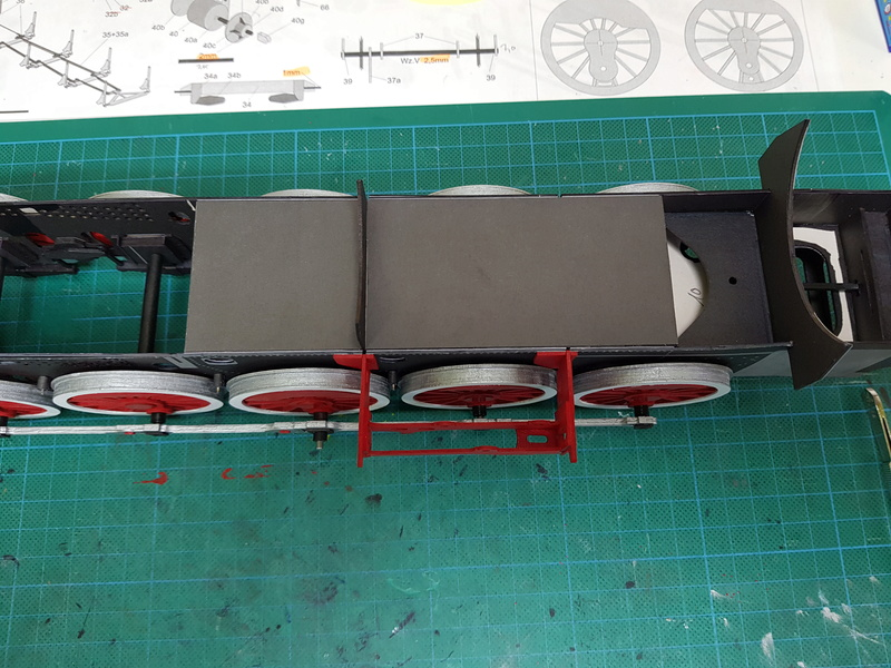 Tkw2 von Modelik 1:25 gebaut von Swissboy - Seite 2 20180223