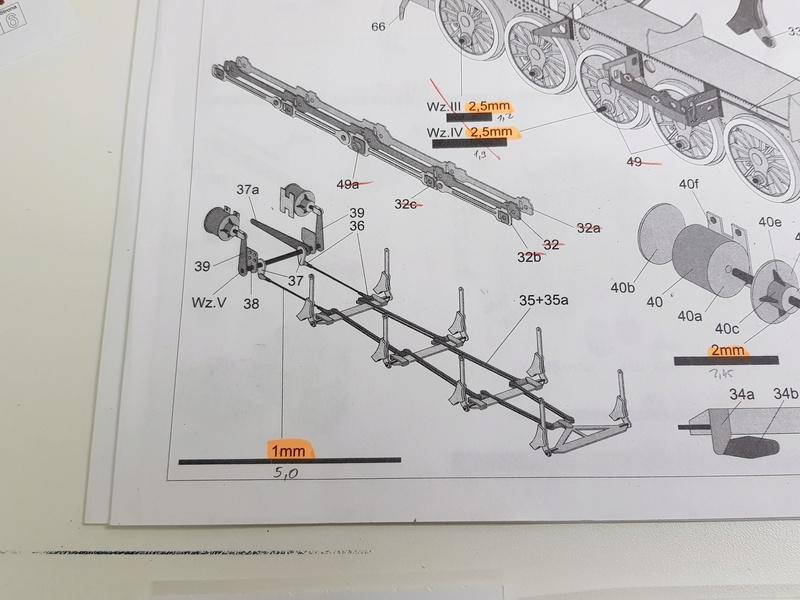 Tkw2 von Modelik 1:25 gebaut von Swissboy - Seite 2 20180311