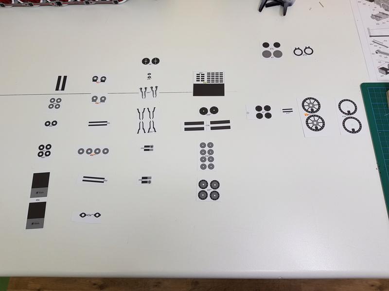 Tkw2 von Modelik 1:25 gebaut von Swissboy - Seite 2 20180333