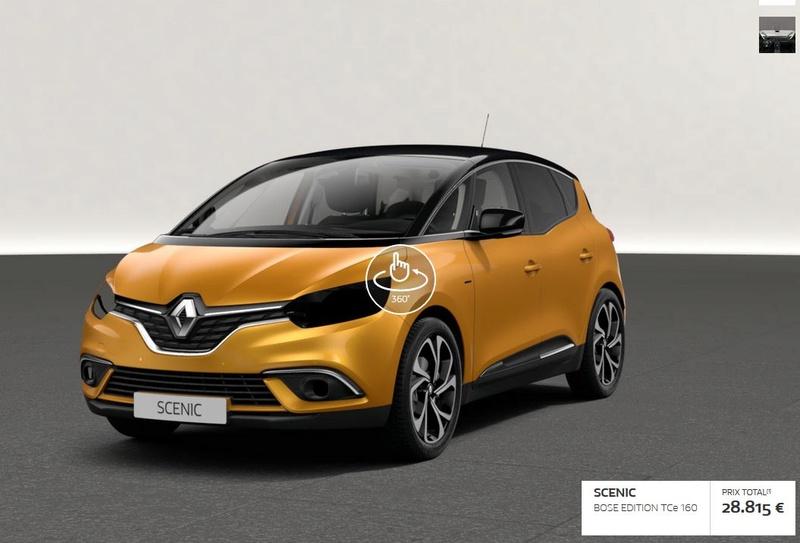 2016 - [Renault] Scénic IV [JFA] - Page 35 2017-115