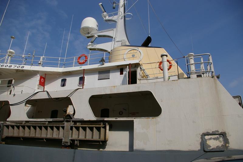 Boulogne sur mer et le POLARFRONT  Imgp6138