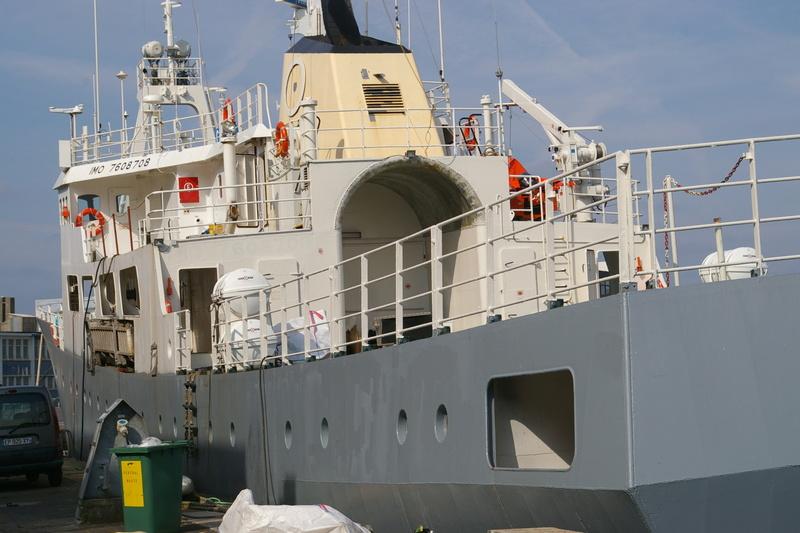 Boulogne sur mer et le POLARFRONT  Imgp6139