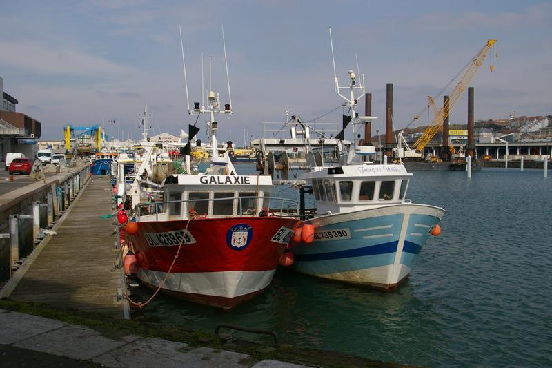 Boulogne sur mer et le POLARFRONT  Imgp6140