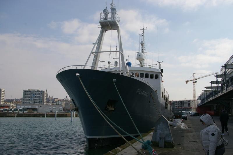 Boulogne sur mer et le POLARFRONT  Imgp6142