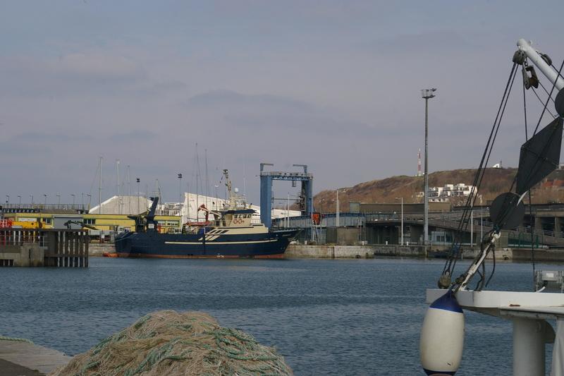 Boulogne sur mer et le POLARFRONT  Imgp6144