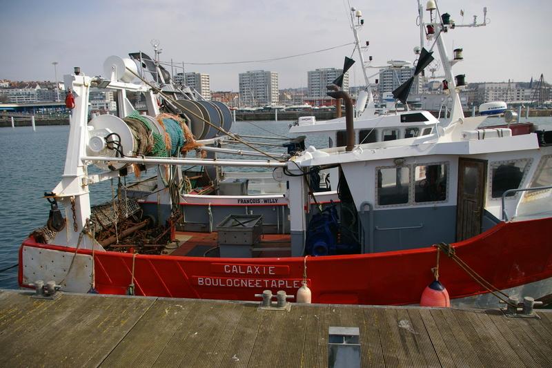 Boulogne sur mer et le POLARFRONT  Imgp6145