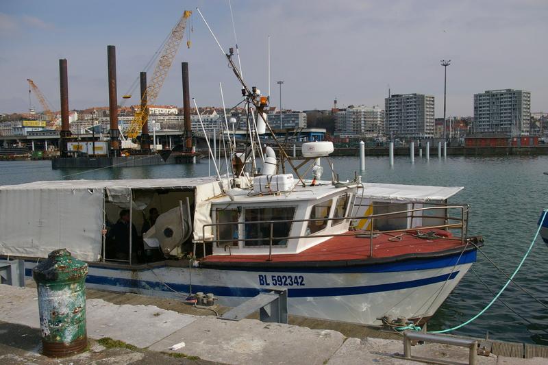 Boulogne sur mer et le POLARFRONT  Imgp6146