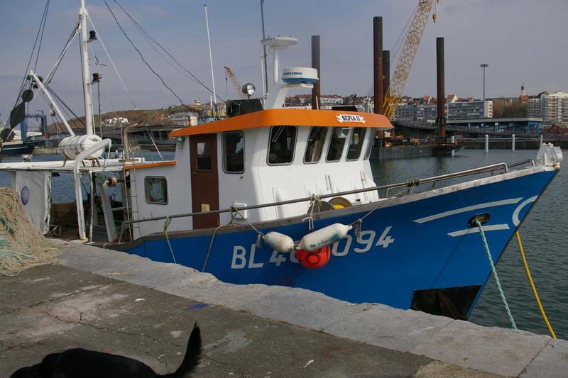 Boulogne sur mer et le POLARFRONT  Imgp6147