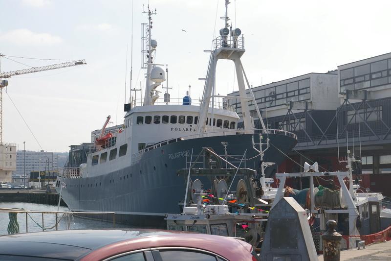 Boulogne sur mer et le POLARFRONT  Imgp6148