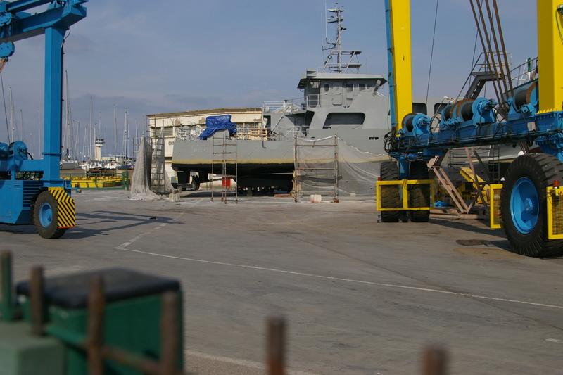 Boulogne sur mer et le POLARFRONT  Imgp6153