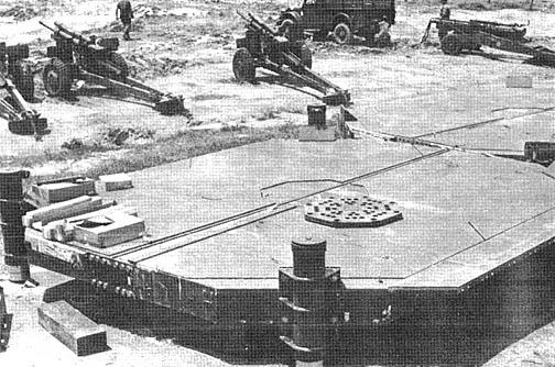 Riverine battery 1/35  Riveri12