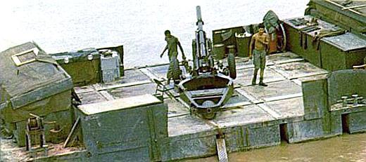 Riverine battery 1/35  Riveri18