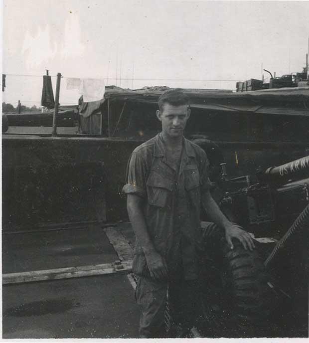 Riverine battery 1/35  Riveri20