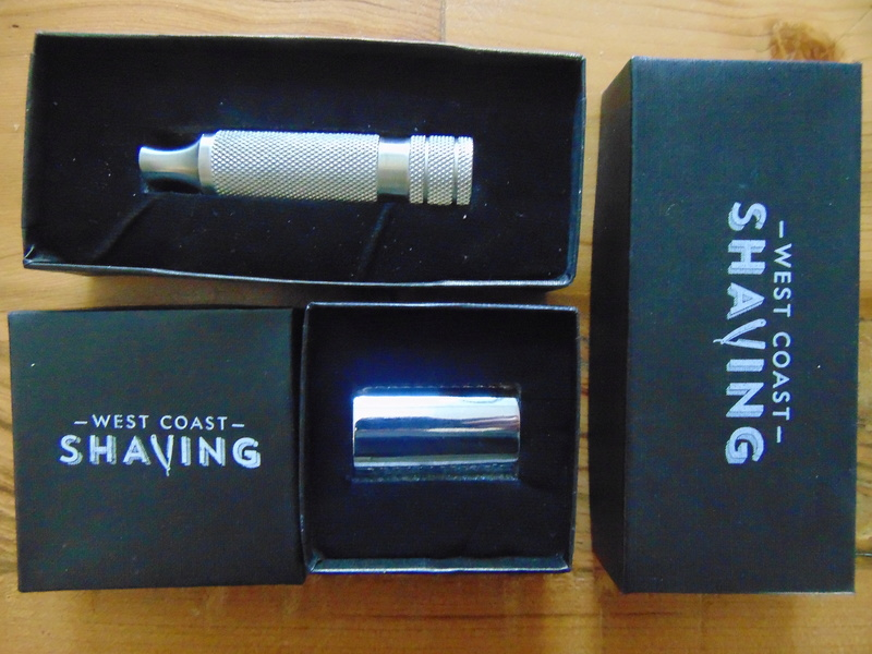 Revue rasoir West Coast Shaving  CLASSIC COLLECTION RAZOR 110S Dsc05541