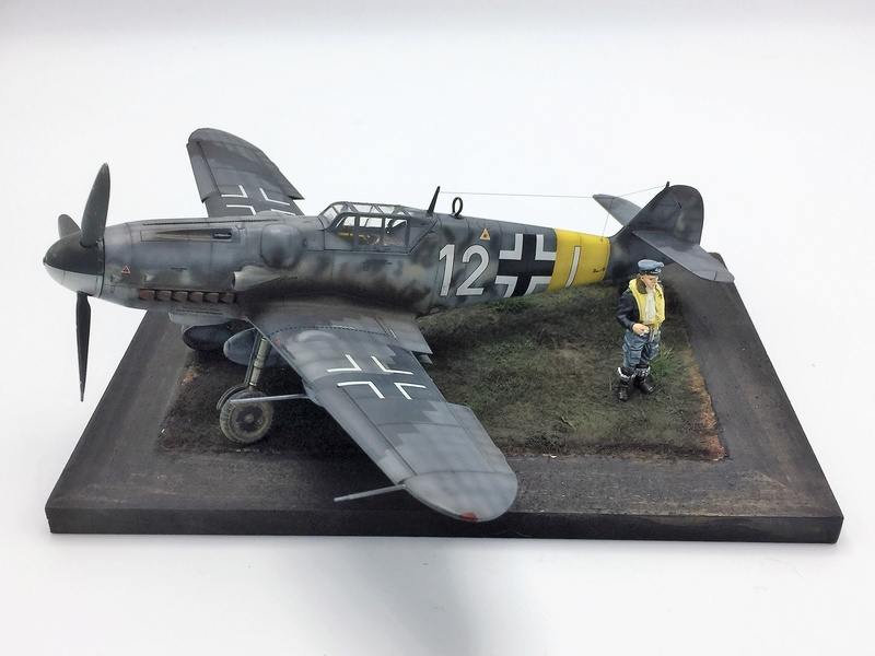 Bf 109G-5 / Eduard - 1/48  0111