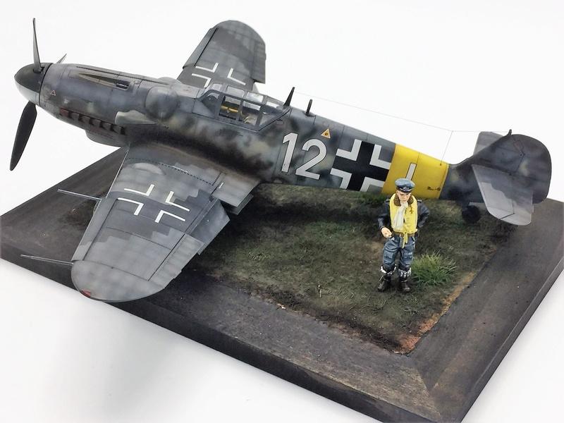 Bf 109G-5 / Eduard - 1/48  0211