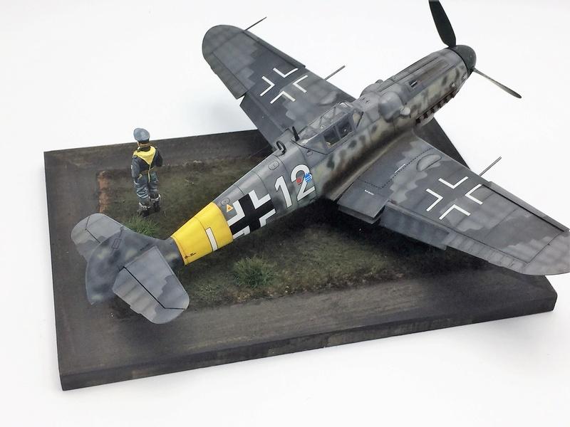 Bf 109G-5 / Eduard - 1/48  0311