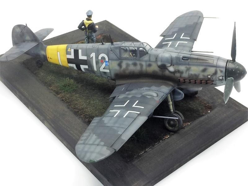 Bf 109G-5 / Eduard - 1/48  0410