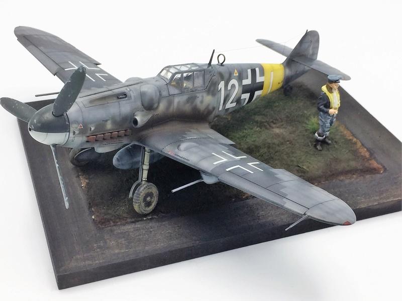 Bf 109G-5 / Eduard - 1/48  0510