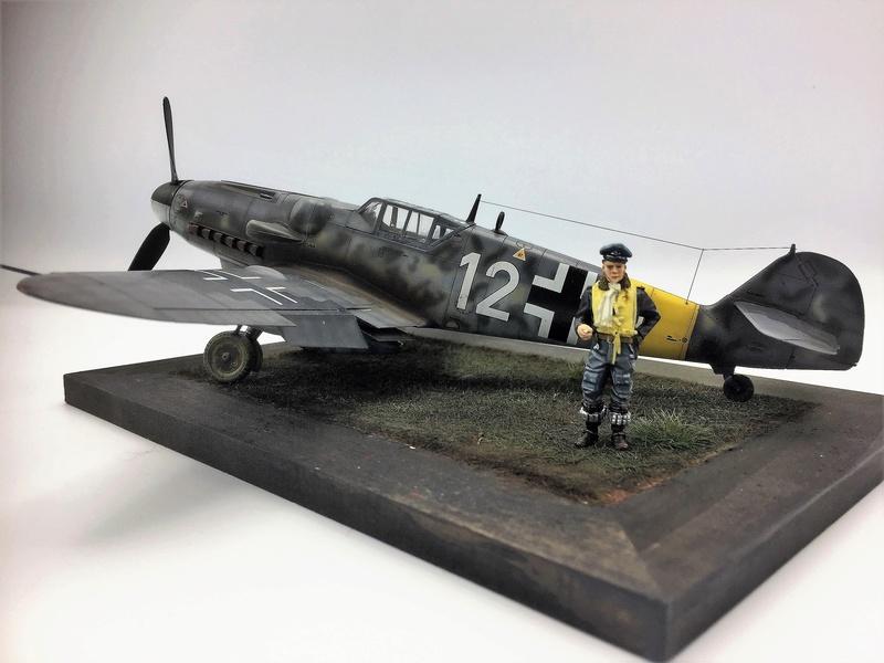 Bf 109G-5 / Eduard - 1/48  0610