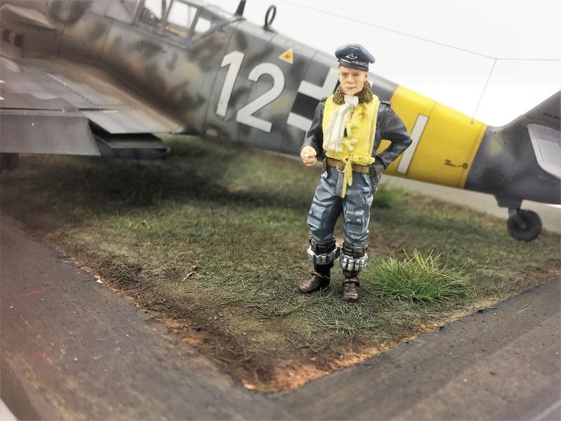 Bf 109G-5 / Eduard - 1/48  0710