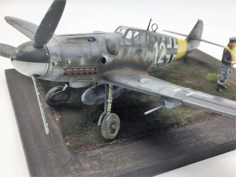 Bf 109G-5 / Eduard - 1/48  0810
