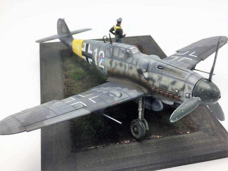 Bf 109G-5 / Eduard - 1/48  0910