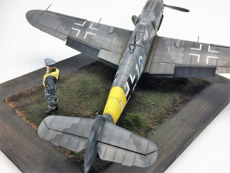 Bf 109G-5 / Eduard - 1/48  1011