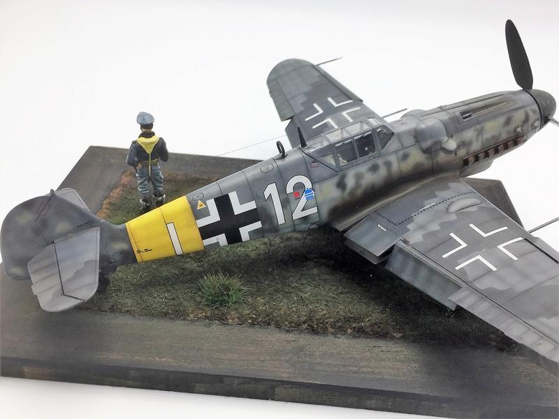 Bf 109G-5 / Eduard - 1/48  1111