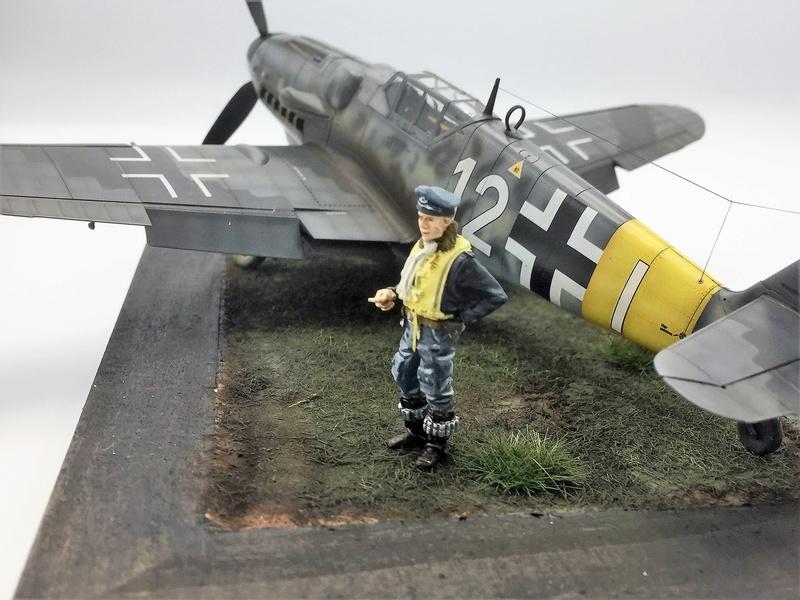 Bf 109G-5 / Eduard - 1/48  1211