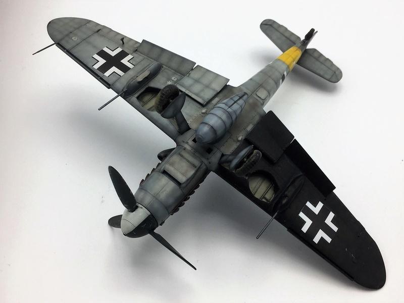 Bf 109G-5 / Eduard - 1/48  1311