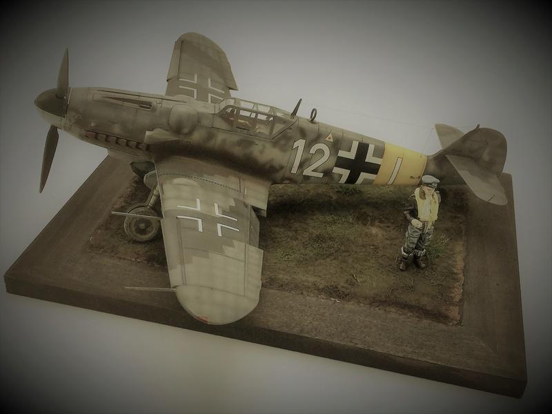 Bf 109G-5 / Eduard - 1/48  1411