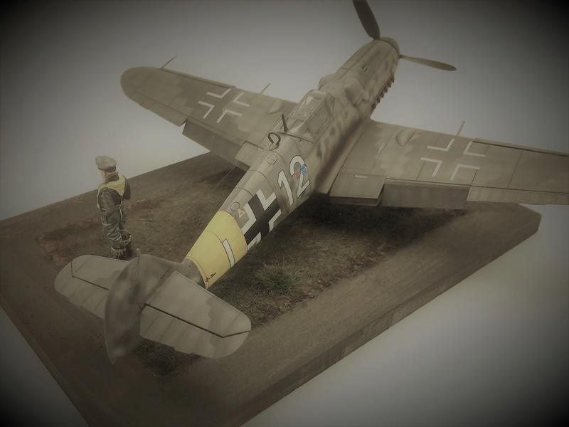 Bf 109G-5 / Eduard - 1/48  1611