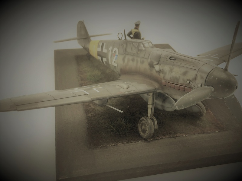 Bf 109G-5 / Eduard - 1/48  1711