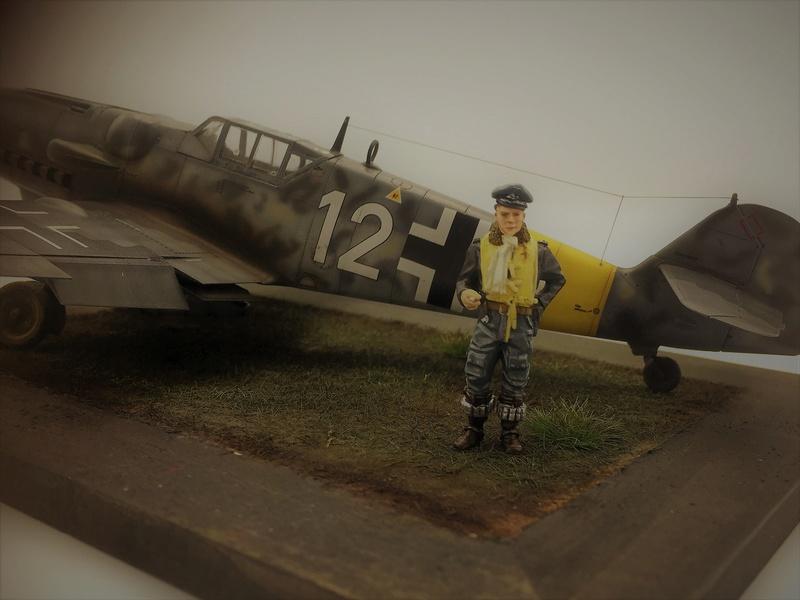 Bf 109G-5 / Eduard - 1/48  1911