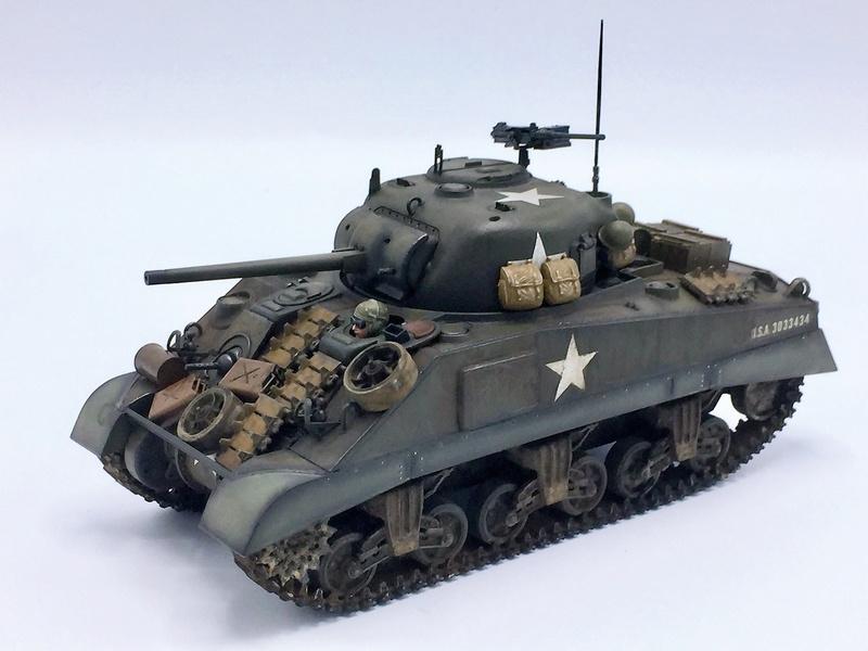 US M4 Sherman - Tamiya - 1/35   Img_e265