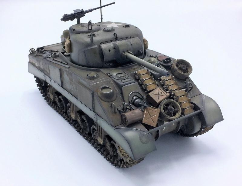 US M4 Sherman - Tamiya - 1/35   Img_e266