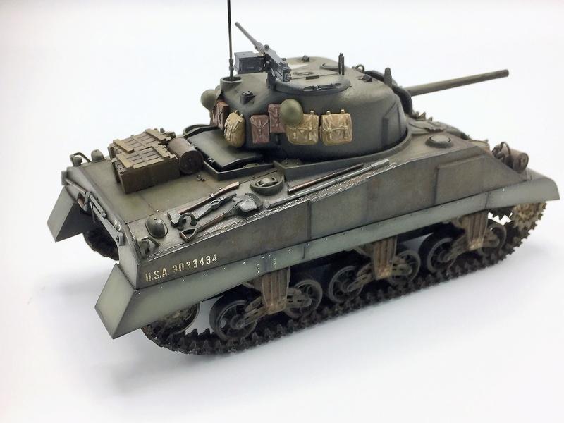 US M4 Sherman - Tamiya - 1/35   Img_e268