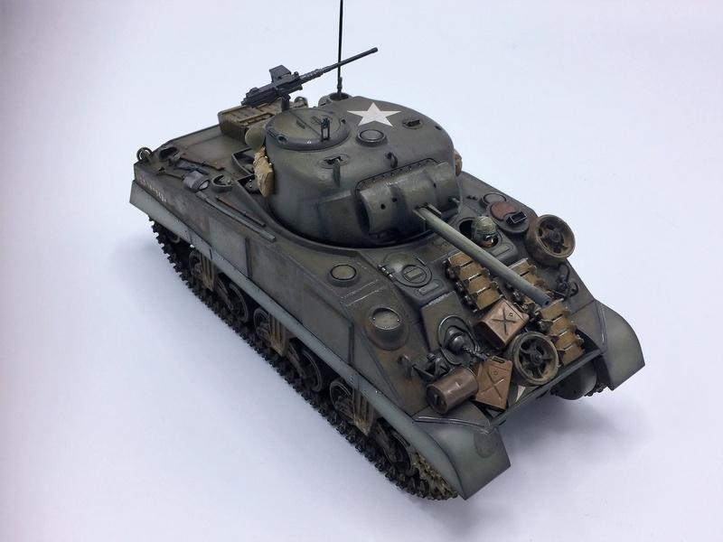 US M4 Sherman - Tamiya - 1/35   Img_e271