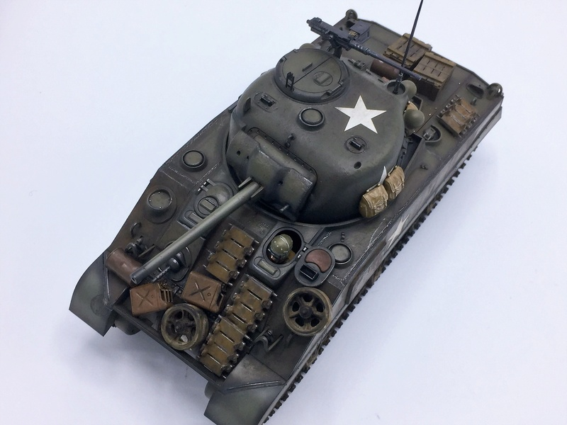 US M4 Sherman - Tamiya - 1/35   Img_e274