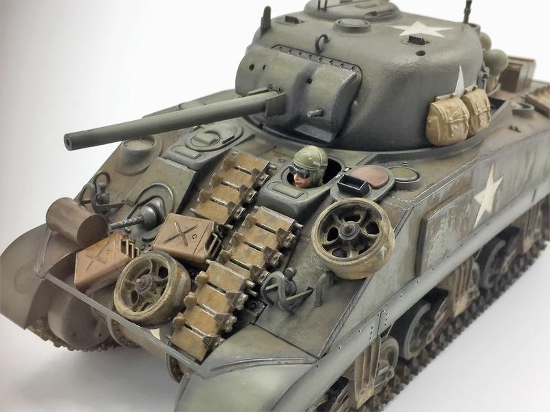 US M4 Sherman - Tamiya - 1/35   Img_e276