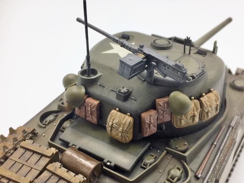 US M4 Sherman - Tamiya - 1/35   Img_e277