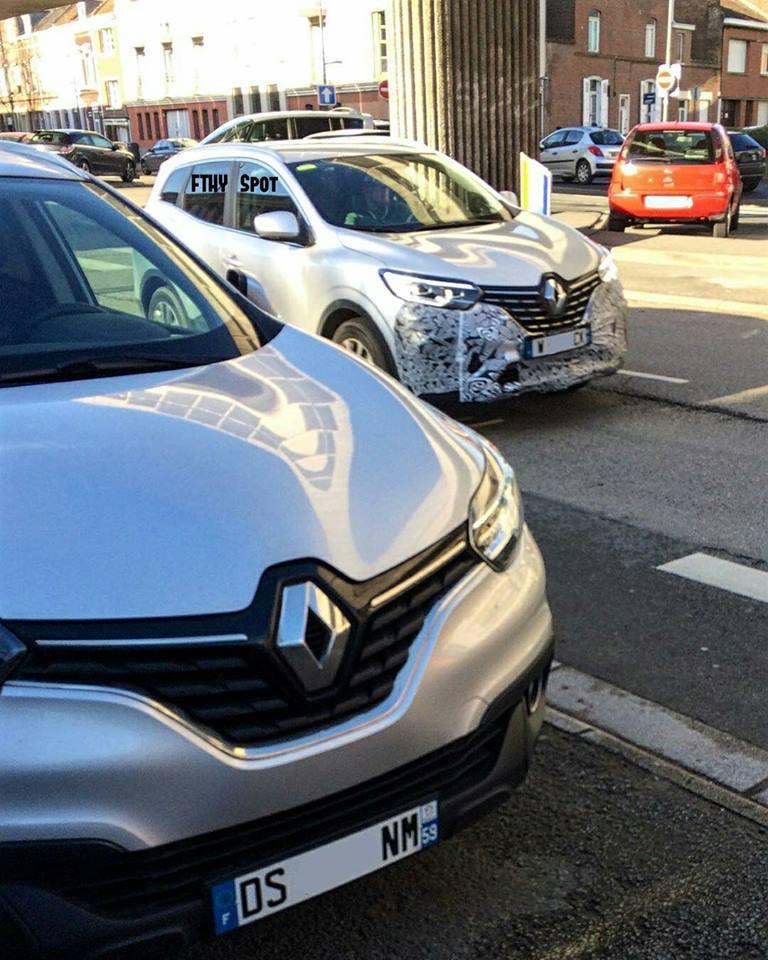 2018 - [Renault] Kadjar restylé  27067010