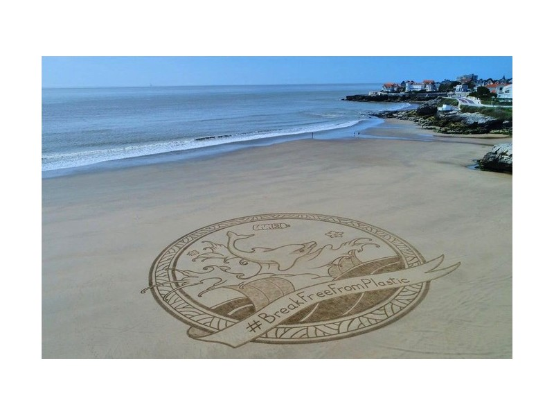 D'où viennent ces fresques sur les plages d'Europe ? 161