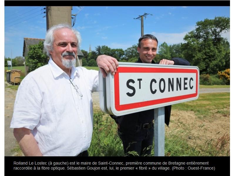 Saint-Connec, le village le plus fibré de l'Ouest 241